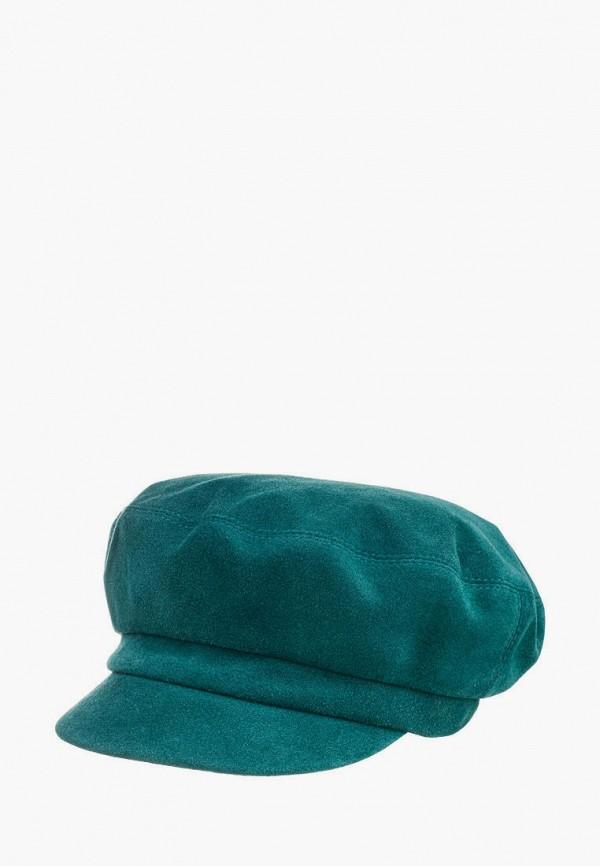женская кепка plange, бирюзовая
