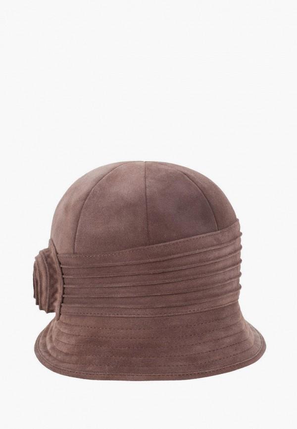 женская шляпа plange, коричневая