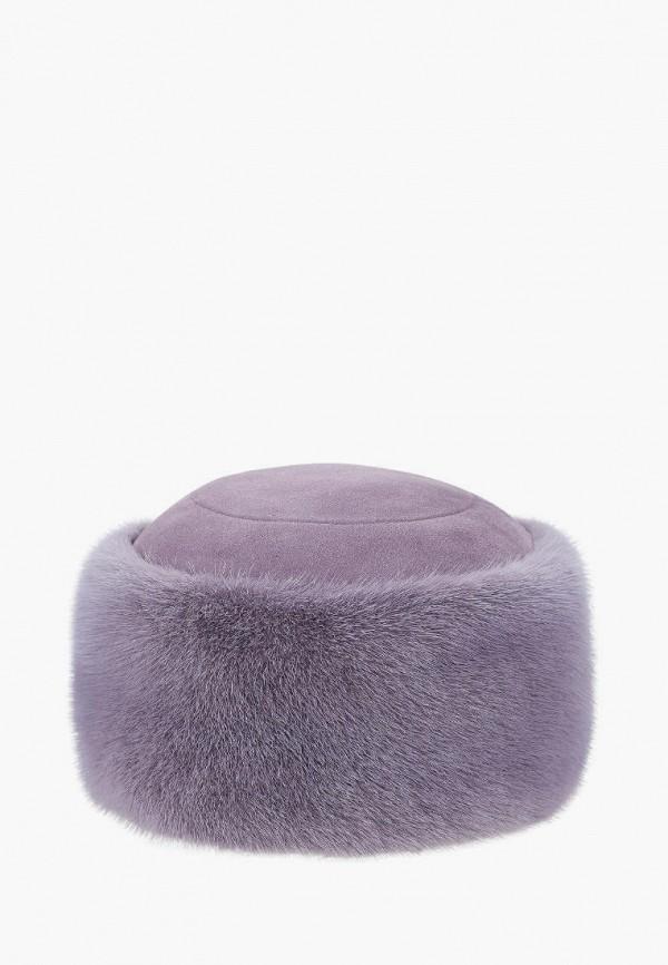 женская шапка plange, фиолетовая