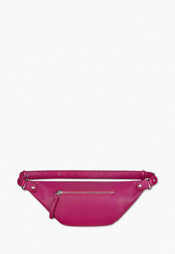 женская поясные сумка woodsurf, розовая