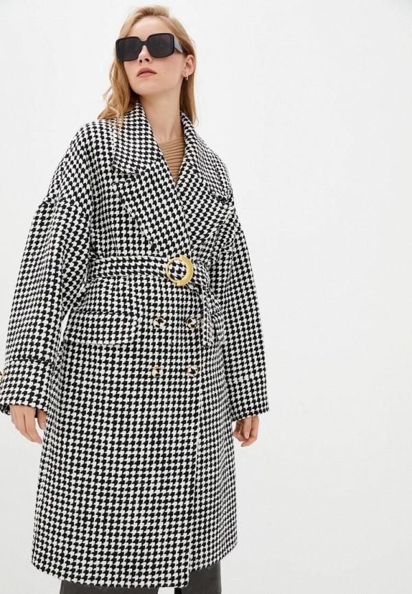 женское пальто pinko, разноцветное