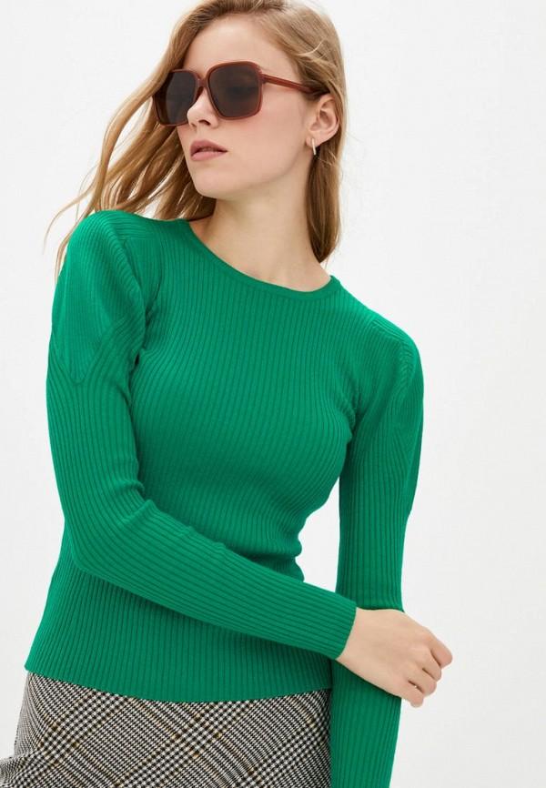 женский джемпер pinko, зеленый