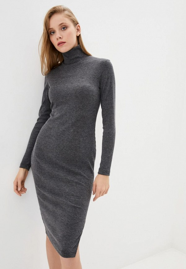 женское платье jhiva, серое
