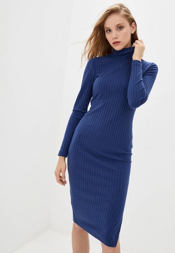 женское платье jhiva, синее