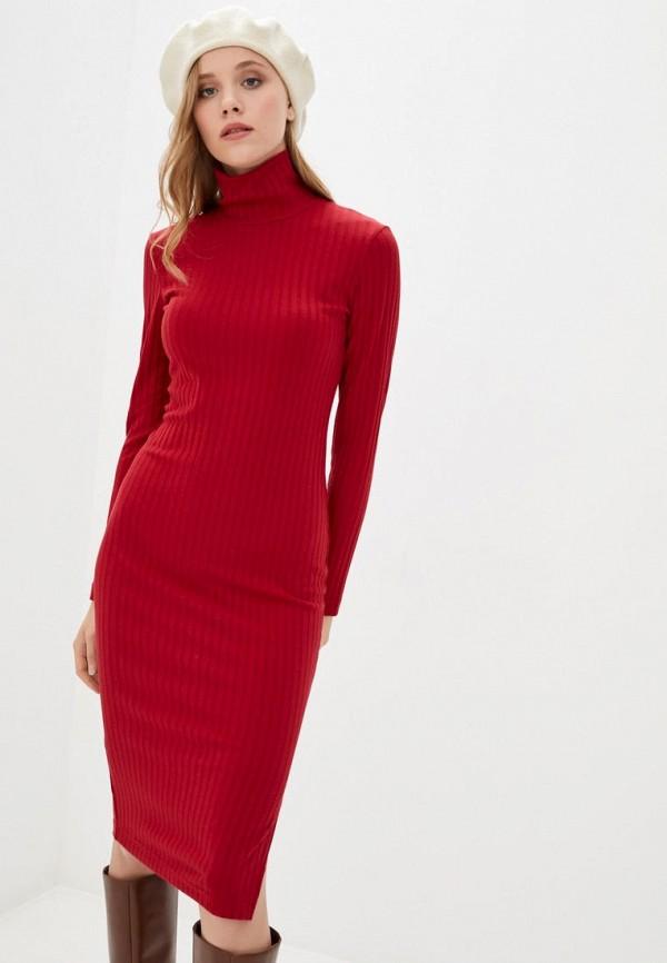 женское платье jhiva, красное