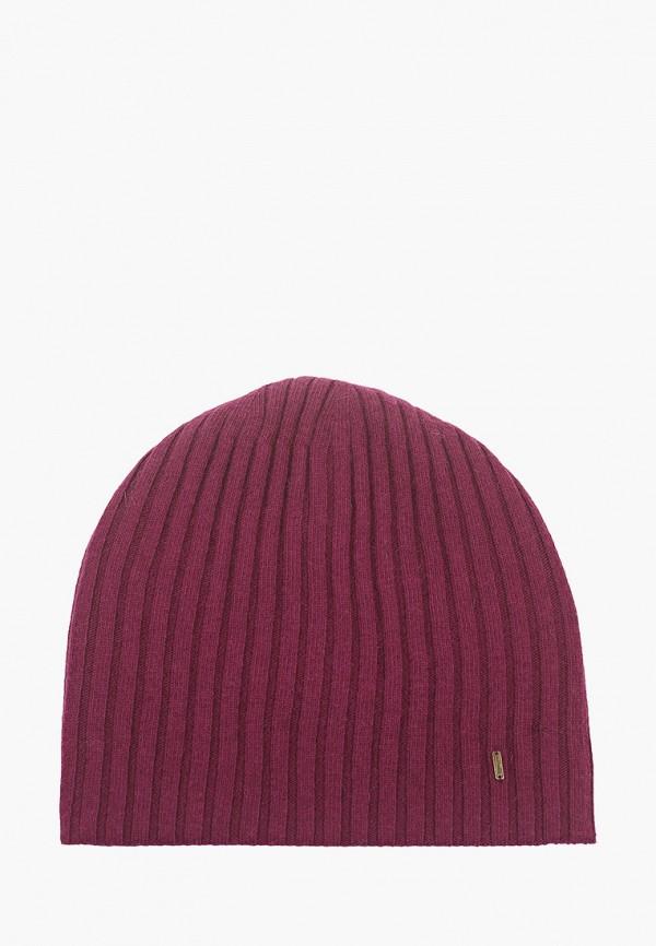 женская шапка curanni, фиолетовая