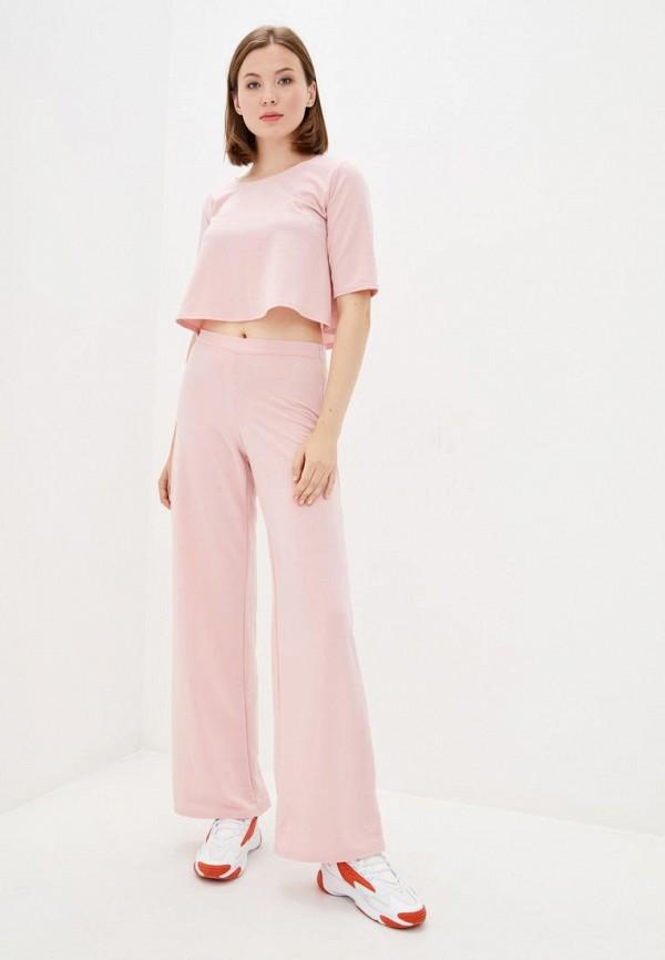 женский спортивный костюм подіум, розовый