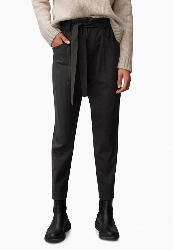 женские повседневные брюки marc o'polo, черные