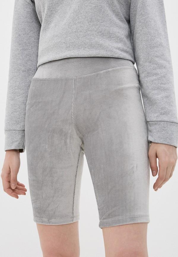женские повседневные шорты sela, серые