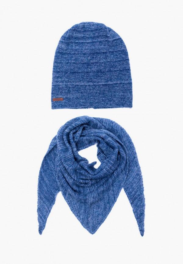 женский шарф fomas, синий