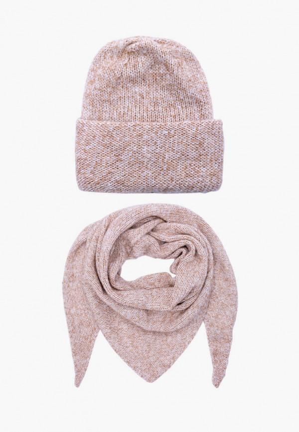 женский шарф fomas, бежевый