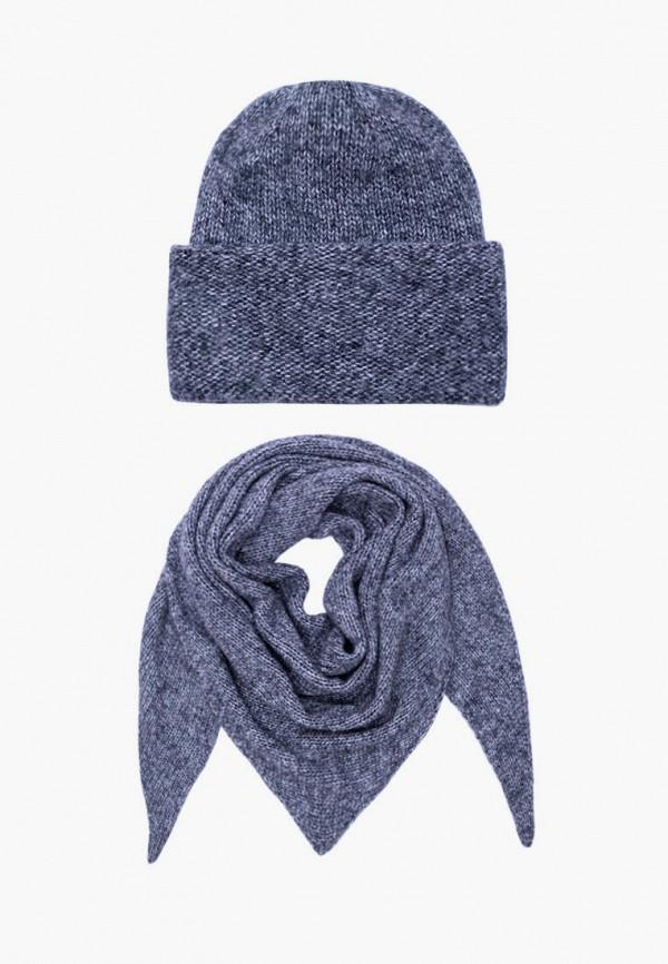женский шарф fomas, серый