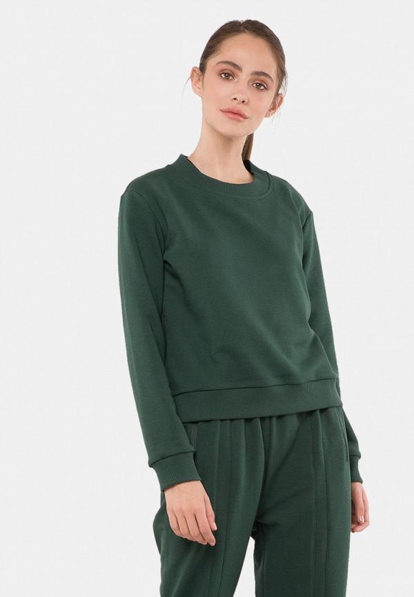 женский свитшот mr520, зеленый