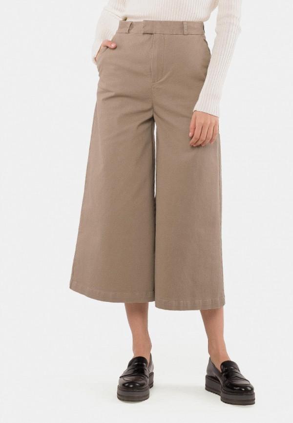 женские брюки mr520, коричневые
