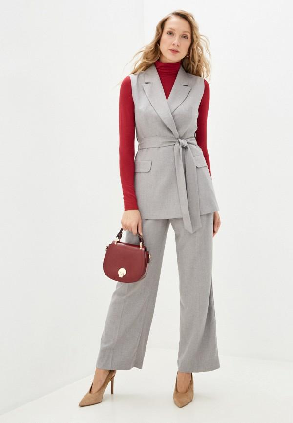 женский костюм delia, серый