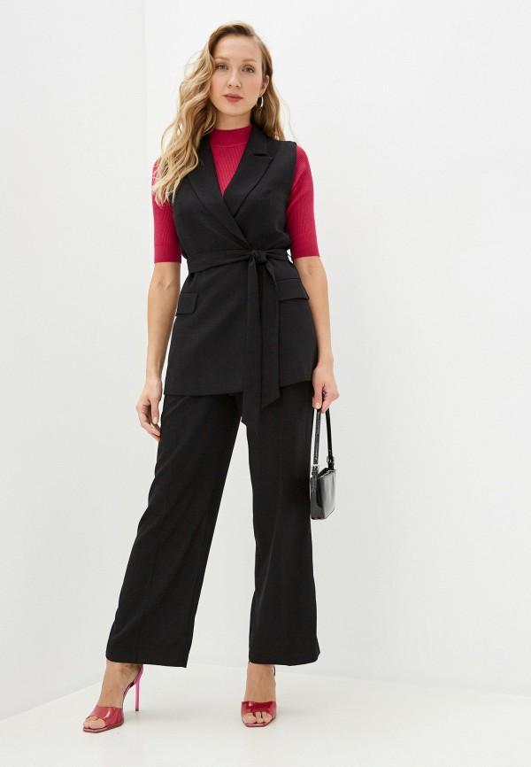 женский костюм delia, черный