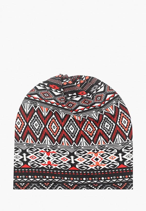 женская шапка moltini, красная
