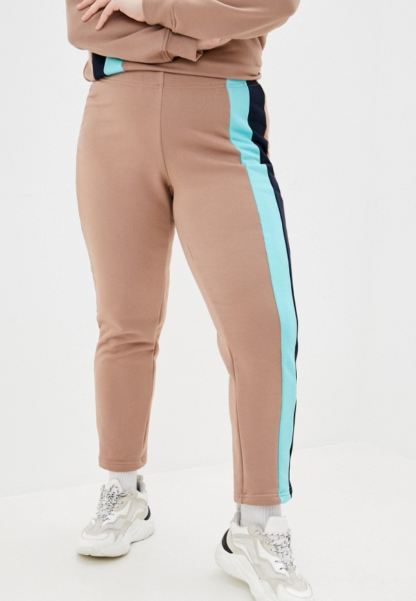 женские спортивные брюки olsi, бежевые