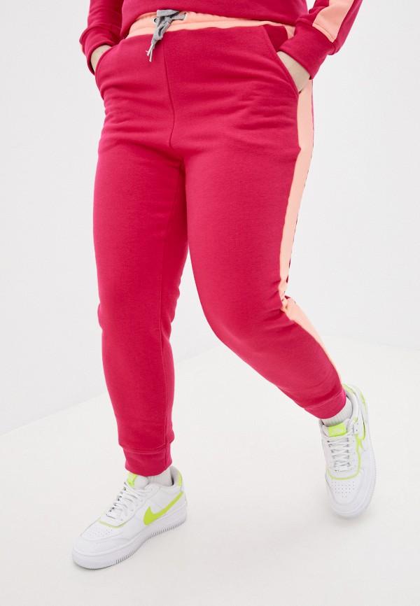 женские спортивные брюки olsi, розовые