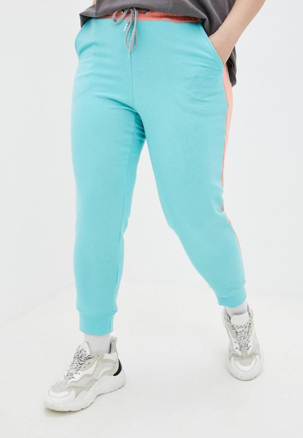 женские спортивные брюки olsi, бирюзовые