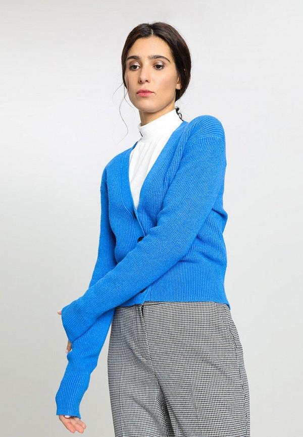 женский кардиган o'stin, синий