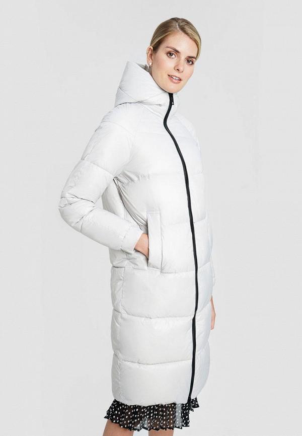 женская куртка o'stin, серая