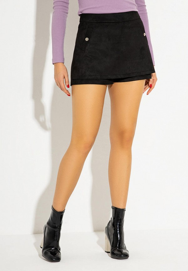 женская юбка itelle, черная
