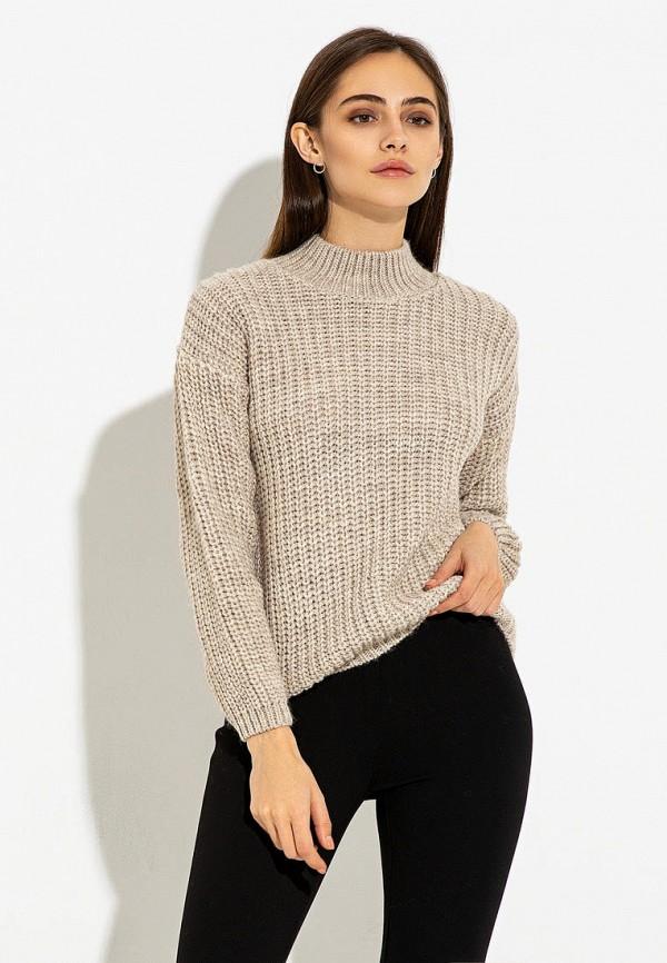 женский свитер itelle, бежевый