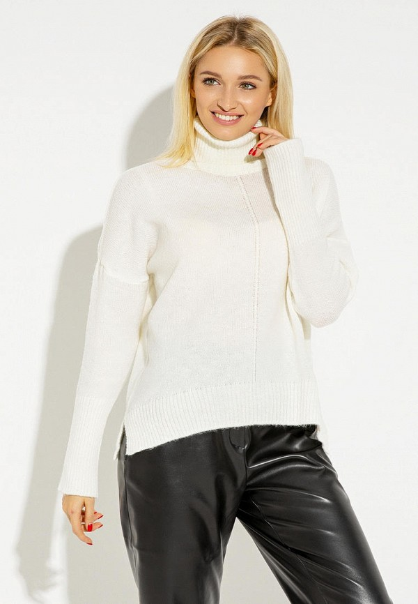 женский свитер itelle, белый