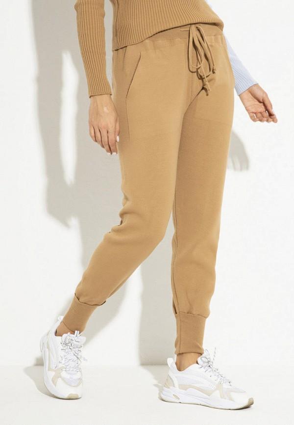 женские повседневные брюки itelle, бежевые