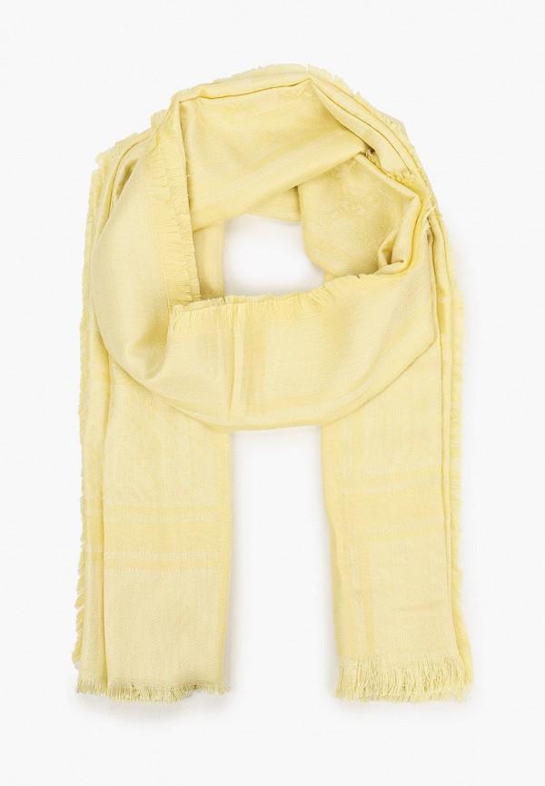 женский палантин pazolini, желтый