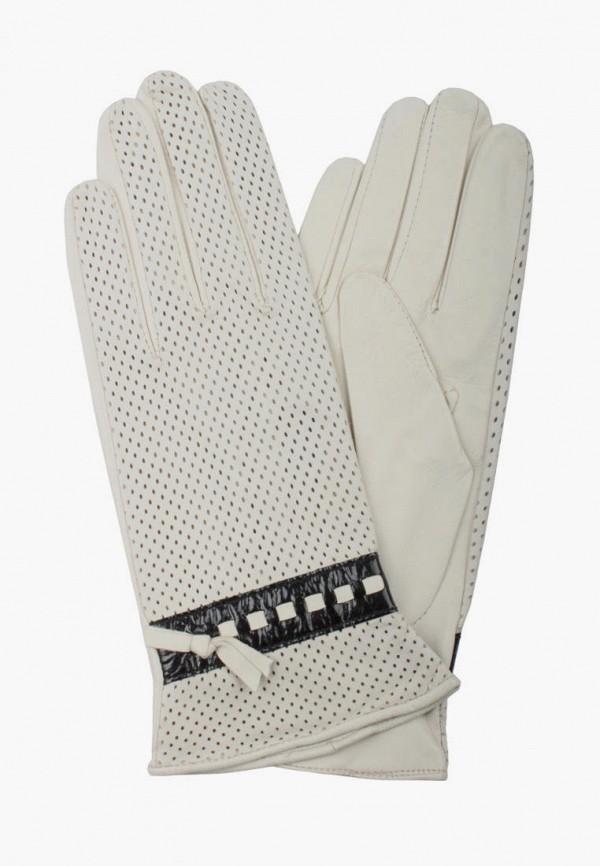 женские кожаные перчатки edmins, бежевые