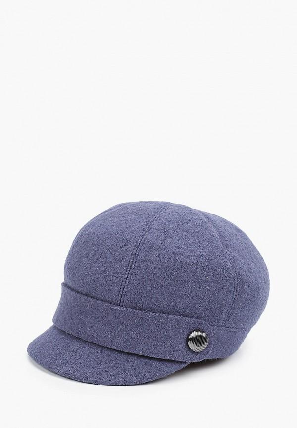 женская кепка сиринга, голубая