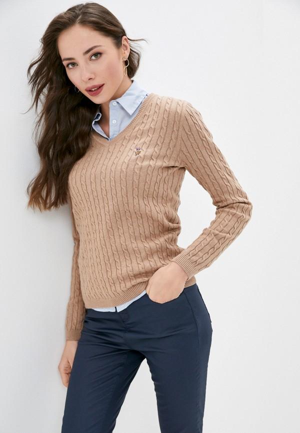 женский пуловер u.s. polo assn