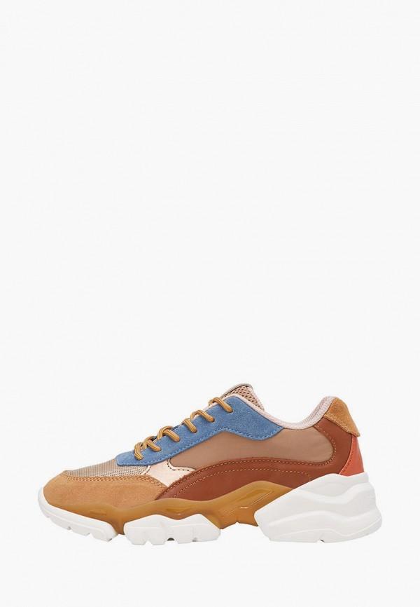 женские кроссовки marc o'polo, бежевые