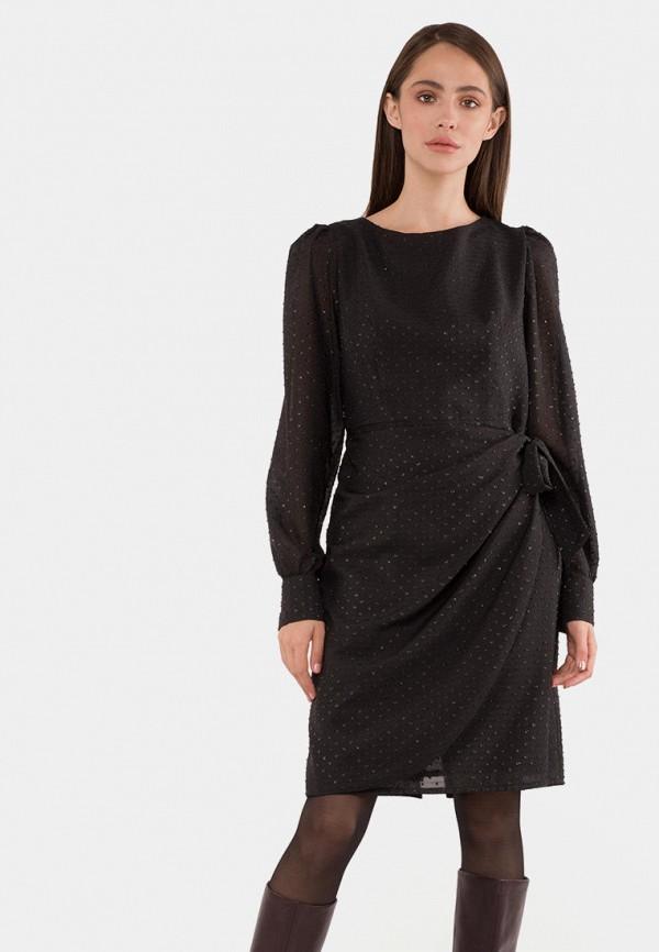 женское платье mr520, черное