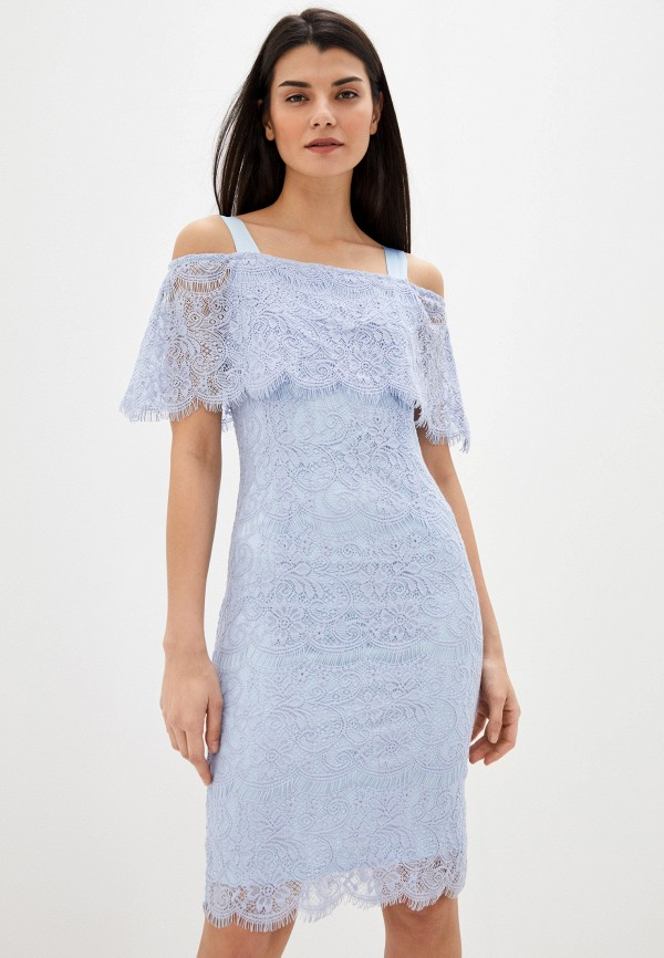 Платье Anika Kerimova Anika Kerimova  голубой фото