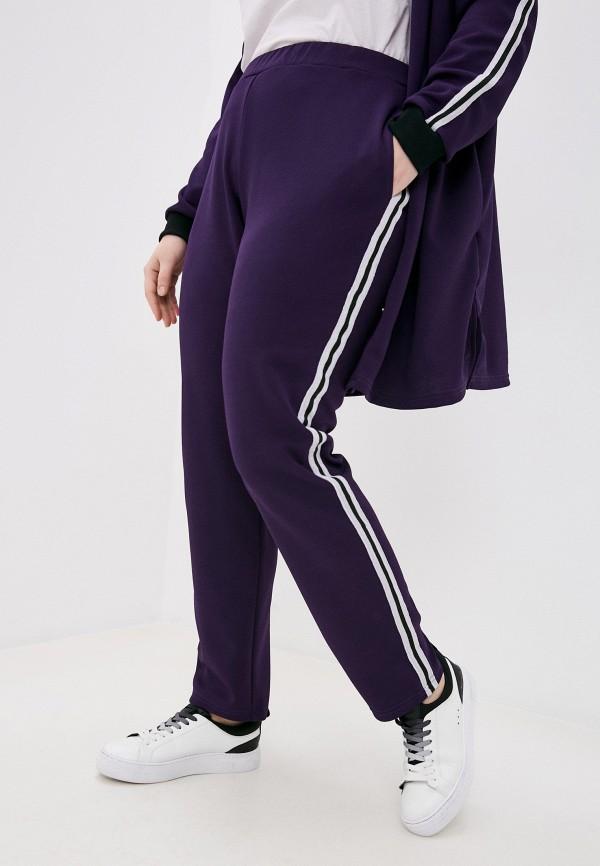 женские спортивные брюки olsi, фиолетовые