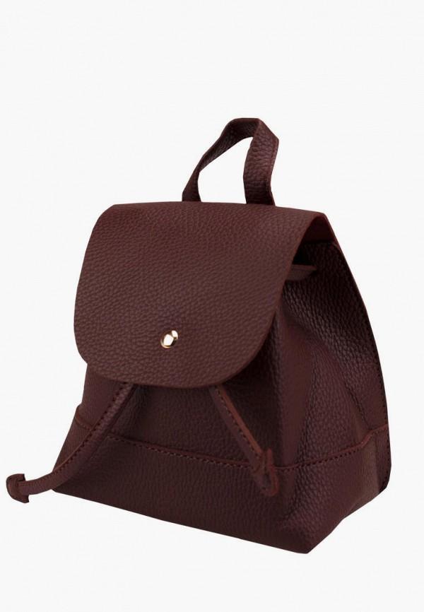 женский рюкзак dda, бордовый
