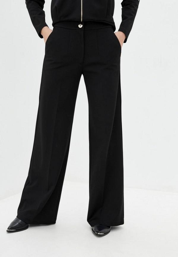 женские повседневные брюки ora, черные