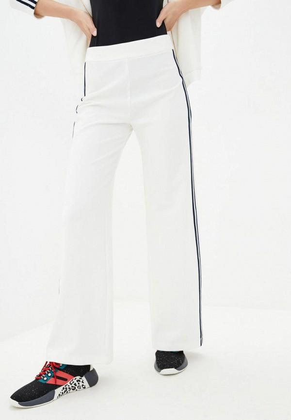 женские спортивные брюки ora, белые