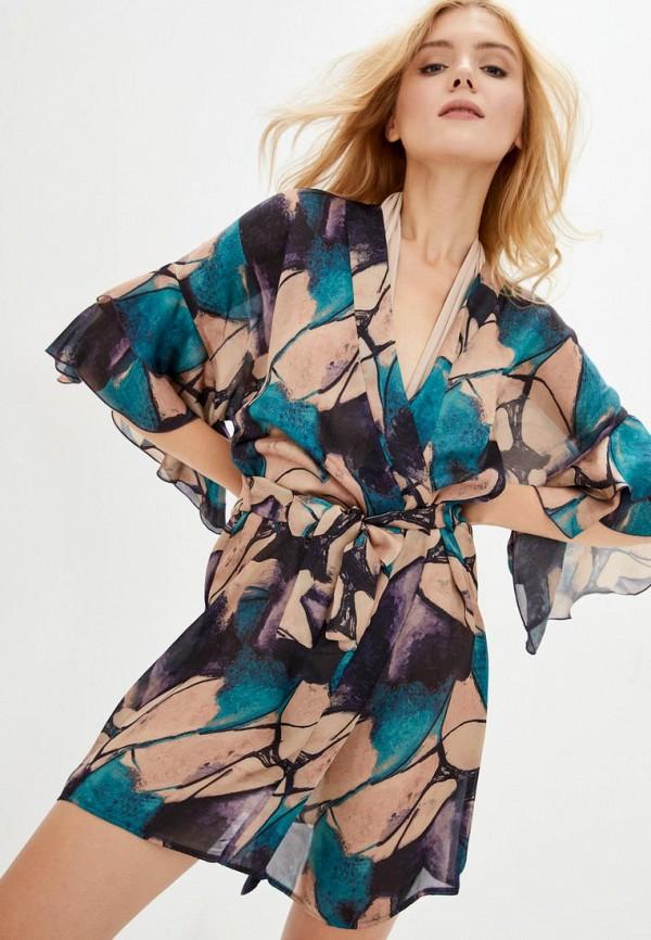 женское платье ora, разноцветное
