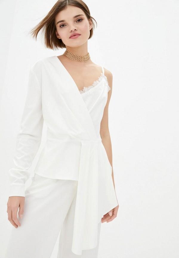 женская блузка ora, белая