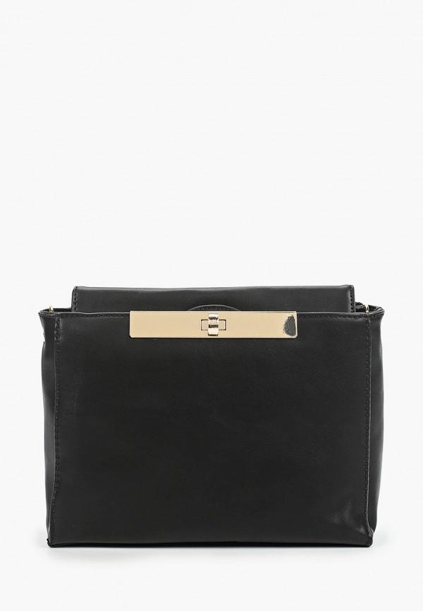 женская сумка через плечо flioraj, черная