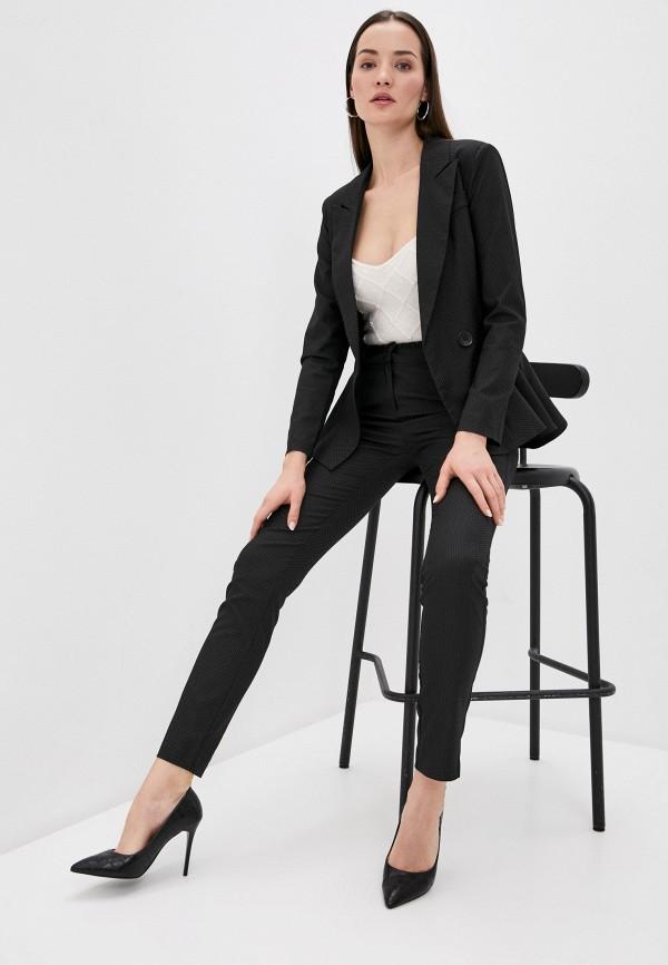 женский костюм bezko, черный