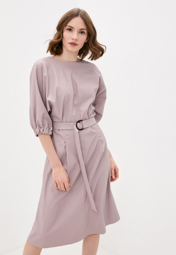 Платье AM One AM One  розовый фото