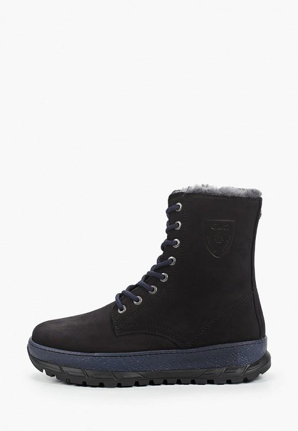 женские высокие ботинки gut, черные