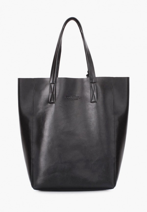 женская сумка poolparty, черная