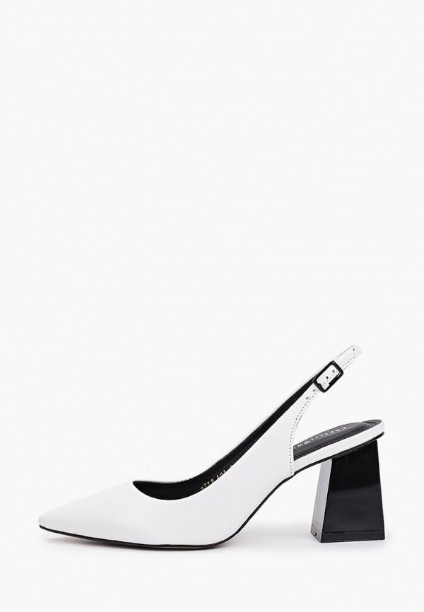 женские туфли capelli rossi, белые
