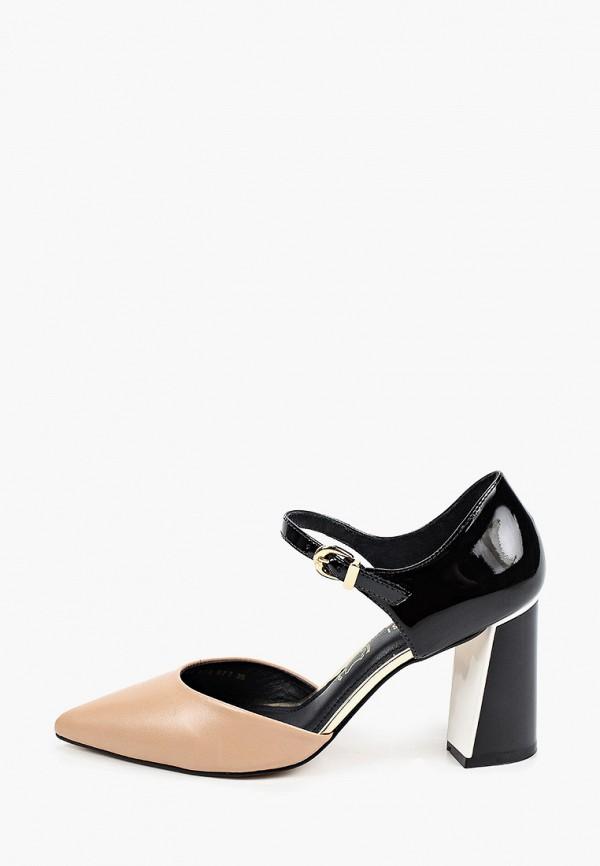 женские туфли capelli rossi, бежевые